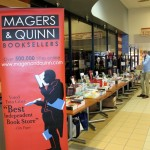 Magers & Quinn's tables at the Twin Cities Book Festival.