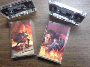 Crimson Empire cassette version